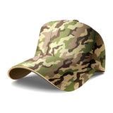 陆军盖帽 库存照片