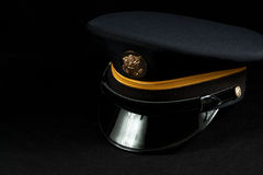 陆军获得的帽子军人 图库摄影