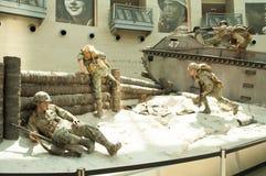 陆战队博物馆 库存照片