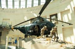 陆战队博物馆 库存图片