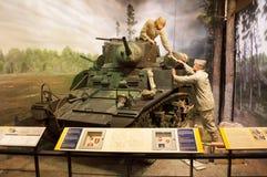 陆战队博物馆 免版税图库摄影