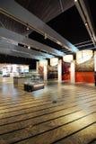 陈列全部大厅国家戏院 库存照片