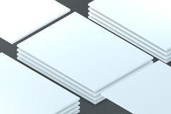陈列室 对介绍app网络设计的模板 库存照片