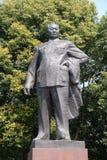 陈毅,上海的第一位市长 库存图片