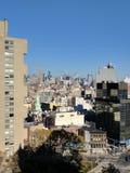 降低东边,纽约 免版税库存照片