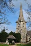降低屠杀, GLOUCESTERSHIRE/UK - 3月24日:外视图o 库存照片