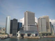 降低曼哈顿nyc 库存照片