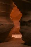 降低羚羊峡谷我 免版税图库摄影