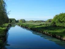 降低莱茵河地区 免版税库存图片