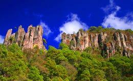 陡坡 免版税库存照片