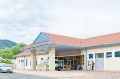 医院在赫拉夫Reinet 免版税库存照片