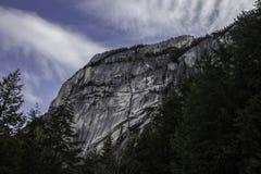 院长, Squamish, BC 免版税库存照片
