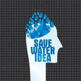 除水之外 免版税库存照片