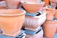 陶器手工造 免版税库存图片