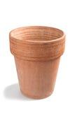 陶器花瓶 免版税图库摄影