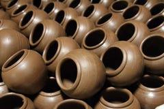 陶器 库存照片