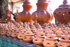 陶器 免版税库存照片