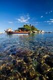 陶尔米纳- Isola Bella 免版税库存照片