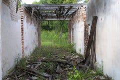陶格夫匹尔斯(拉脱维亚)堡垒 库存图片