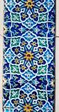 陶瓷传统乌兹别克人的装饰品 免版税图库摄影