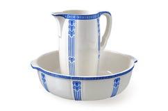 陶瓷器皿 库存图片