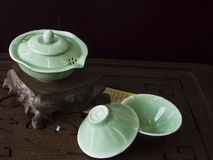 陶瓷器 免版税图库摄影