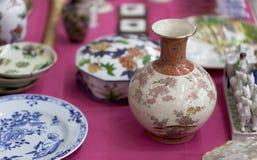 陶瓷器 免版税库存照片