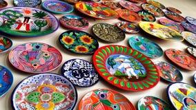 陶瓷墨西哥 免版税图库摄影