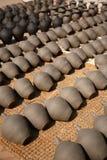 陶瓷工正方形 库存图片