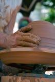 陶瓷工 免版税库存图片