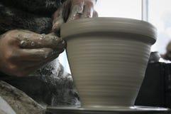 陶瓷工 库存照片