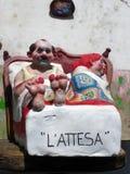 陶瓷意大利语 库存照片
