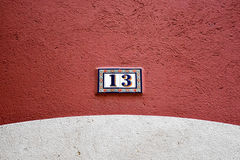 陶瓷板材大厦第13 库存图片
