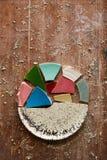 陶瓷板材难题  库存照片
