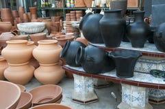 陶瓷染色 免版税库存图片