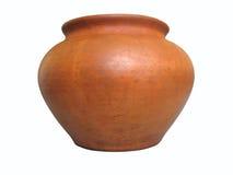 陶瓷查出的模式瓦器白色 库存图片