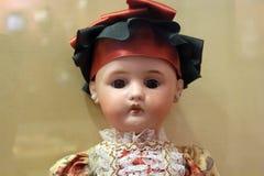 陶瓷玩偶 库存照片
