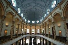 陶瓷玻璃博物馆瑞士 免版税库存照片