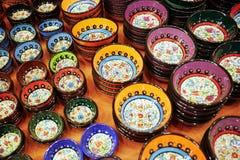 陶瓷的艺术 免版税库存图片