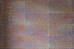 陶瓷砖围住装饰 免版税库存照片