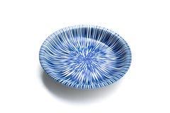 陶瓷碗日本式葡萄酒样式 库存图片