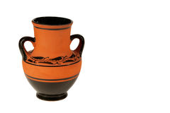 陶瓷花瓶 库存照片