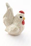 陶瓷鸟模型 免版税库存图片