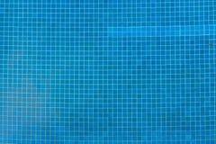 陶瓷ceranic纹理瓦片 免版税库存照片