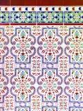 陶瓷ceranic纹理瓦片 库存图片