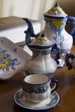 陶瓷talavera 库存照片