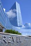 陶醉赌博娱乐场在大西洋城 免版税库存照片