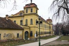陶陶的Esterhazy宫殿 库存图片