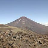 隆基迈火山火山,智利 免版税图库摄影