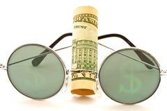 隐藏的收入 免版税库存照片